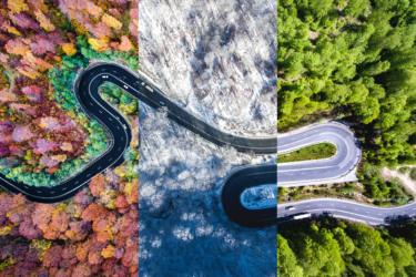 Reifen für jede Jahreszeit