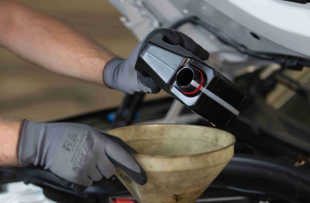 Ölwechsel - ein wichtiger Schritt für das Auto