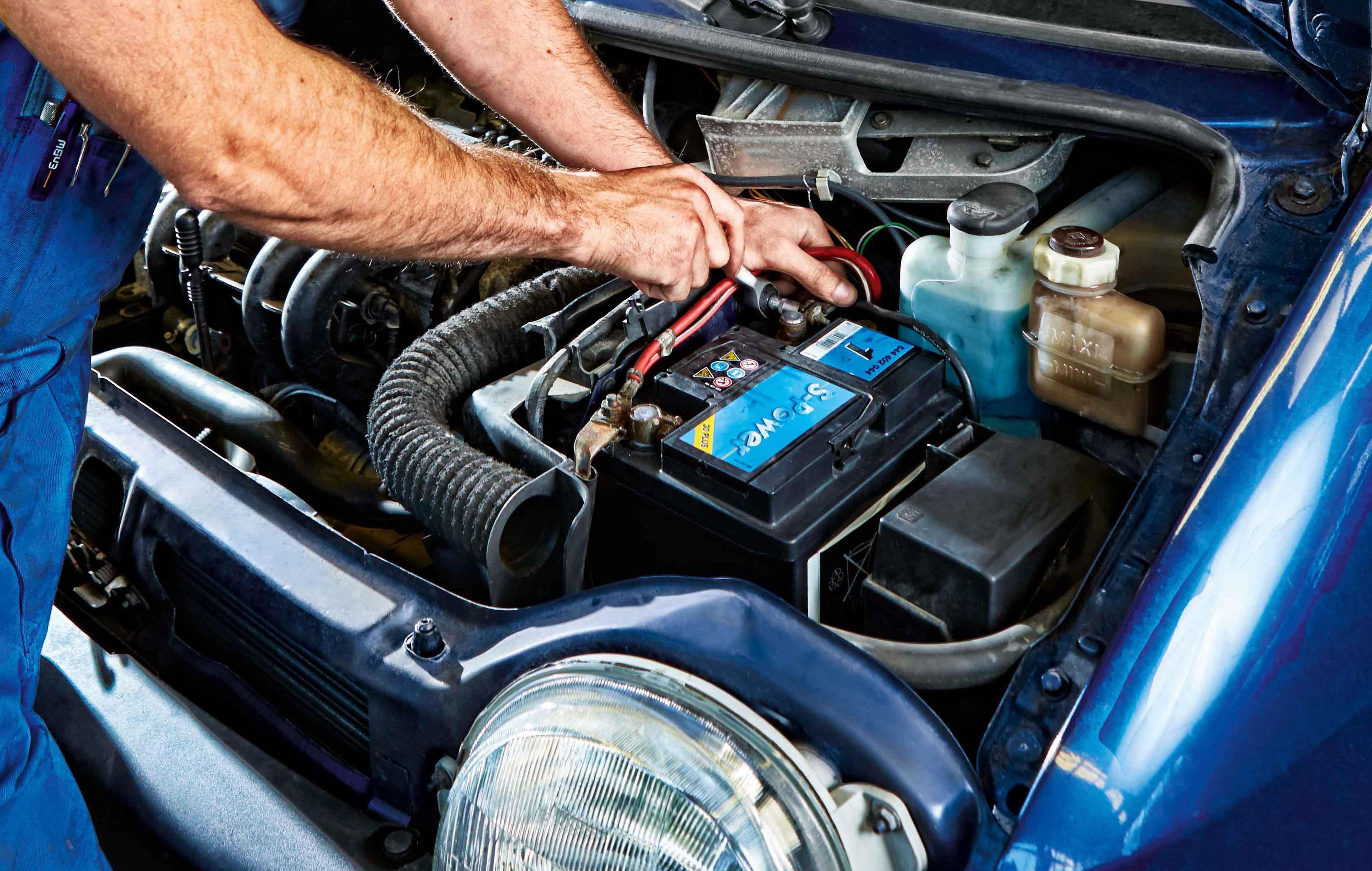 First Stop repariert die Fehlercodes Ihres Autos