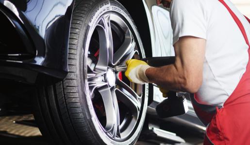 Reifenreparatur oder Reifentausch?